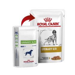 Royal Canin Veterinary Diets-Urinary S/O Humide 150 gr (1)
