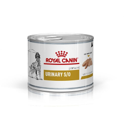 Royal Canin Veterinary Diets-Urinary S/O 200 gr Humide (1)