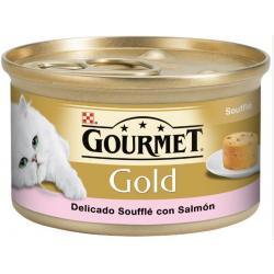 Gourmet Gold-Soufflé au Saumon 85gr (1)