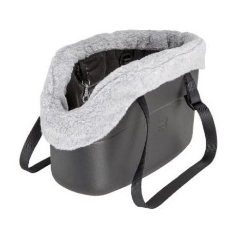 Bolso With Me Bag Winter Black Ferplast