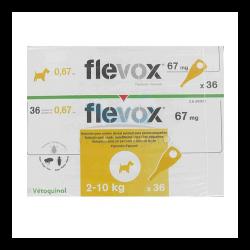 Vetoquinol-Flevox pour Chien 2-10 kg (1)
