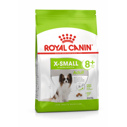 Royal Canin-X-Small Ageing +8 Races Miniatures (1)
