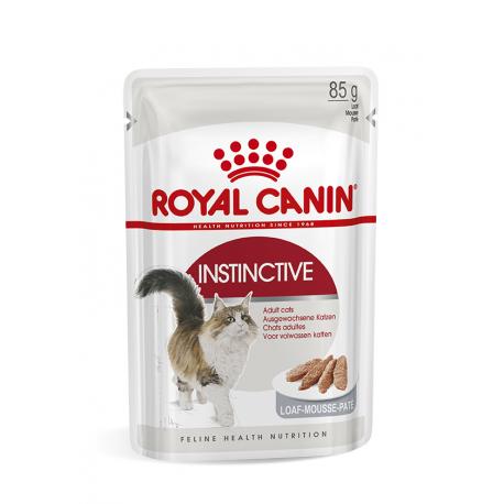 Royal Canin-Instinctive Pouch (in loaf) 85 gr. (1)