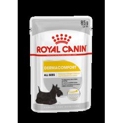 Royal Canin dermacomfort pouch. Comida húmeda para perro
