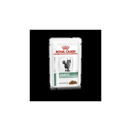 Royal Canin Veterinary Diets-Feline Diabetic sachet 100gr (1)