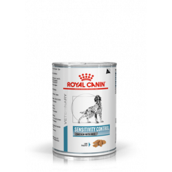 Royal Canin Veterinary Diets-Sensitivity Control Pollo Húmedo 420 gr (1)