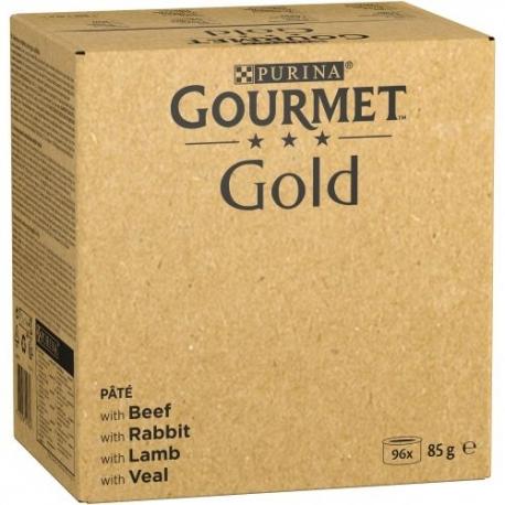 MULTIPACK GOURMET GOLD 96 UNITÉS