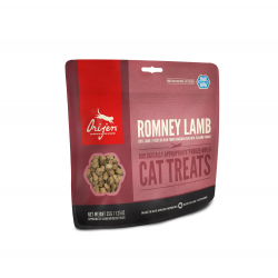 ORIJEN FELINE ADULT ROMNEY GRASS-FED CORDERO TREATS 35GR