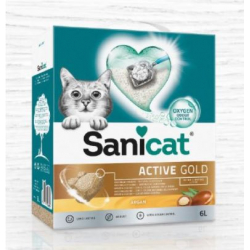 Sanicat Gold sable pour chats