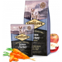 Carnilove-Puppy Saumon et Dinde (1)