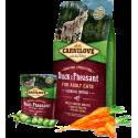 Carnilove-Adult Duck & Pheasant Hairball Control (1)