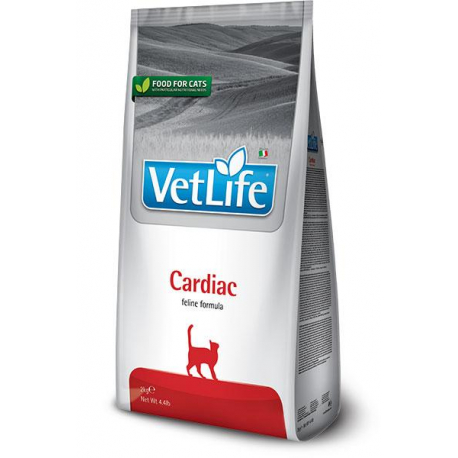 Farmina Vet Life Cat Cardiac dieta para gatos