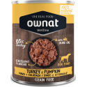 Ownat Wetline comida húmeda para perros trukey & pumpkin