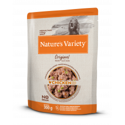 Nature's Variety Original paté Medium/Maxi Pollo Alimento húmedo perros