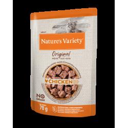 Nature's Variety Original paté Pollo Alimento húmedo gatos