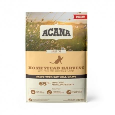 Acana feline Homestead Harvest pour chat