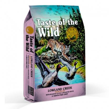 Taste of the wild Feline Lowland Creek
