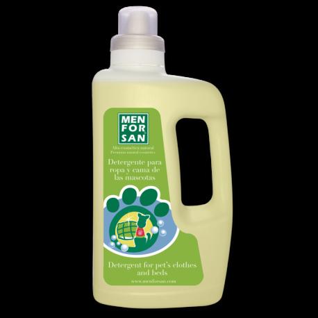 Menforsan detergente para ropa y cama de mascotas