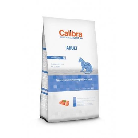 Calibra cat hypoallergenic adult pollo pienso para gatos