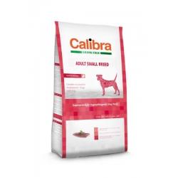 Calibra dog grain free adult small pato pienso para perros