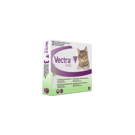 Vectra Felis pipettes antiparasitaires pour chats