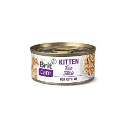 Brit care cat kitten filetes de atun latas para gato