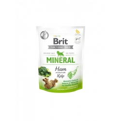 Brit care dog functional snack mineral puppy jamon