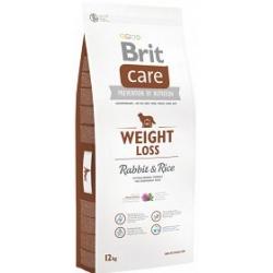 Brit care weight loss conejo pienso para perros