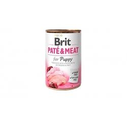 Brit pate meat puppy latas para perro