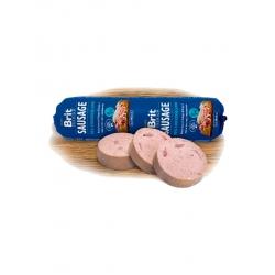 Brit sausage con pollo y cordero latas para perro