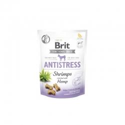 Brit dog functional snack antistress crevettes