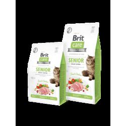 Brit care cat senior weight control pienso para gatos