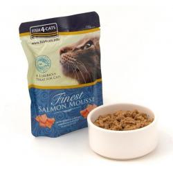Mousse au saumon pour chat (1)