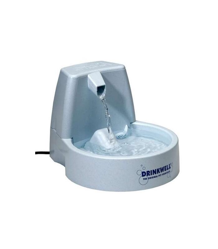 petsafe fontaine automatique drinkwell pour les petits chiens et les. Black Bedroom Furniture Sets. Home Design Ideas