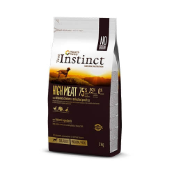 True Instinct-High Meat Medium-Maxi Adult Poulet (1)
