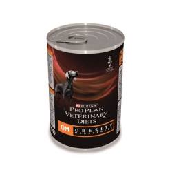 Purina Veterinary Diets-OM Boîte 400 gr pour Chien (1)