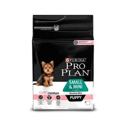 Purina Pro Plan-OptiDerma Small & Mini Puppy Sensitive Skin (1)