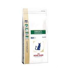 Royal Canin Veterinary Diets-Croquettes Feline Obesity (1)