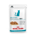 Royal Canin Veterinary Diets-Vet Care Skin & Coat Húmedo 100 gr (1)