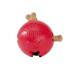 Balle Biscuit Small de Kong pour Chien (1)