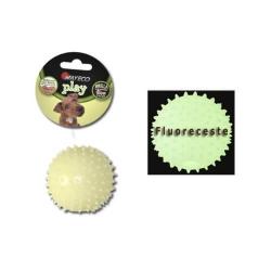 Balle Fluorescent pour Chien (1)
