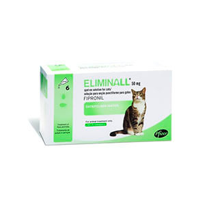 Pipettes Eliminall pour Chats